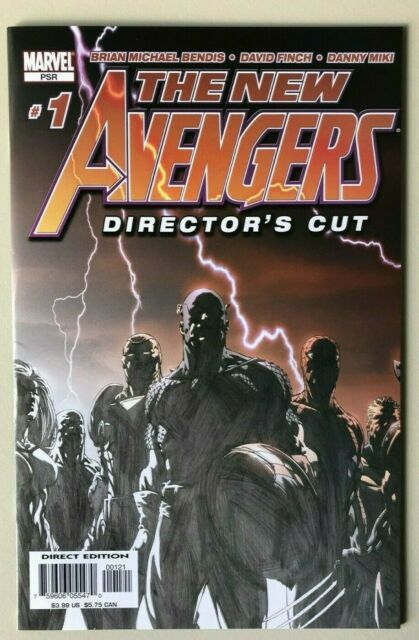 The New Avengers - 1 - Directors Cut
