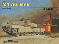 M1 Abrams In Action Squadron / Signal 12053
