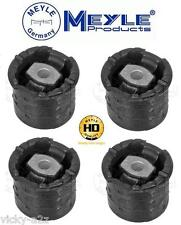 BMW X5 E53 REAR SUSPENSION SUBFRAME BUSHES BUSH BUSHING 2000-2007 MEYLE HD X 4