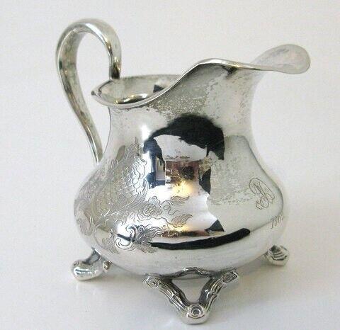 Sølvtøj, Sølv flødekande , Mester Frederik Christian