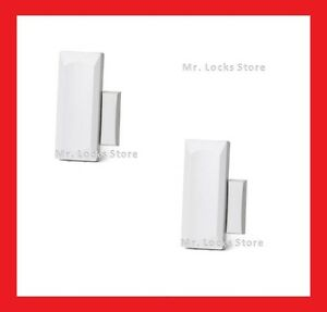 2 New 2gig Dw10 345 Wireless Thin Door Window Sensors