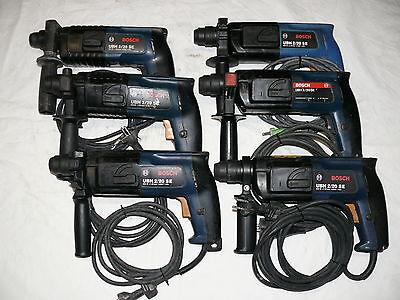 GBH 2-20 SRE//Motorkohlen Schleifkohlen 5x8x19mm 2x Kohleb/ürsten f/ür Bosch Bohrhammer GBH 2-20 S GBH 2-20 SE GBH 2-20 SER