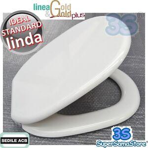Sedile Wc Ideal Standard Linda.3s Sedile Tavola Copriwater Per Wc Linda Ideal Standard Acb Ercos