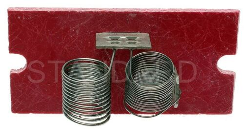 HVAC Blower Motor Resistor Front Standard RU-64