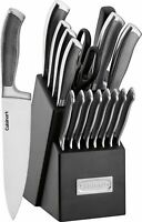 Cuisinart 17-Piece Artiste Cutlery Knife Block Set
