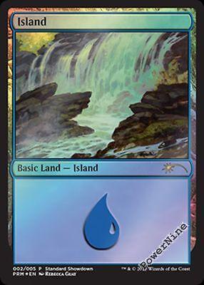 Land Standard Showdown Buy a Box Mtg Magic Rare 1x x1 1 PROMO FOIL Plains