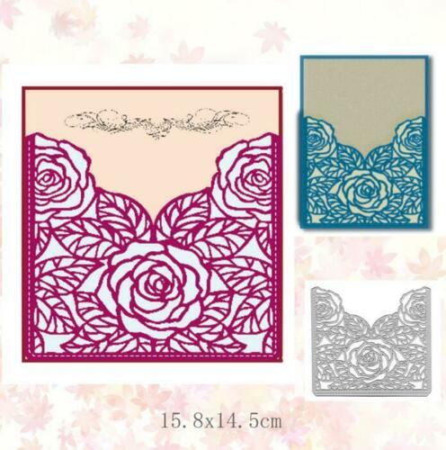 Metal Cutting Dies for Greeting Cards Box Stencils and Stamps Scrapbooking paper
