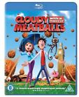 Cloudy With a Chance of Meatballs 5050629764444 Blu-ray Region B