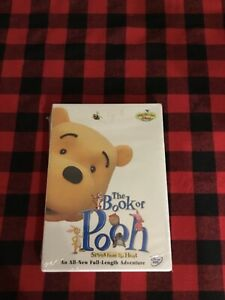 The-Book-of-Pooh-Stories-from-the-Heart-DVD-2001-brand-new-sealed-disney