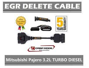 Mitsubishi-Triton-Pajero-2006-2014-Egr-Blanking-Module-No-Plate-4m41-4d56