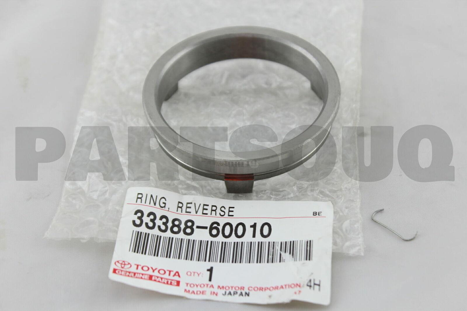 3338860010 Genuine Toyota RING REVERSE SYNCHRONIZER PULL 33388-60010