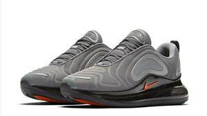 Nike-Air-Max-720-UK-9-us-10-eur-44-grau-schwarz-ck0897-001