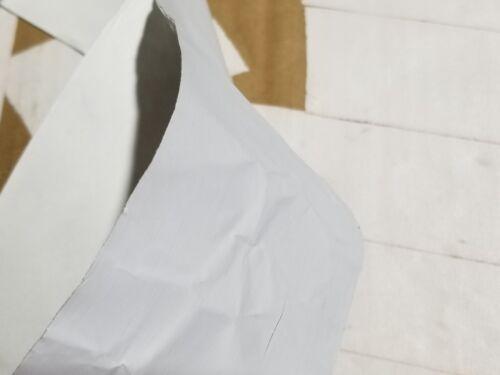 """3M Venture 1558HT Dead Soft White Aluminum Foil Duct Sealing Tape 3/"""" x 50yds"""