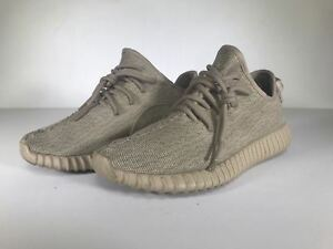 f8894c506d1f Pre-Owned Adidas Yeezy 350 Boost Oxford Tan Sneakers Size 8.5 ...