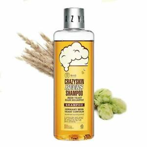 CRAZY-SKIN-Beers-Shampoo-300g-pH-5-5-German-Beer-Yeast-Scalp-Care-Hair-Shampoo