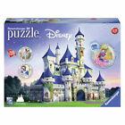 Ravensburger RB12510-4 Disney Princesses Castle 216 Piece 3D Puzzle