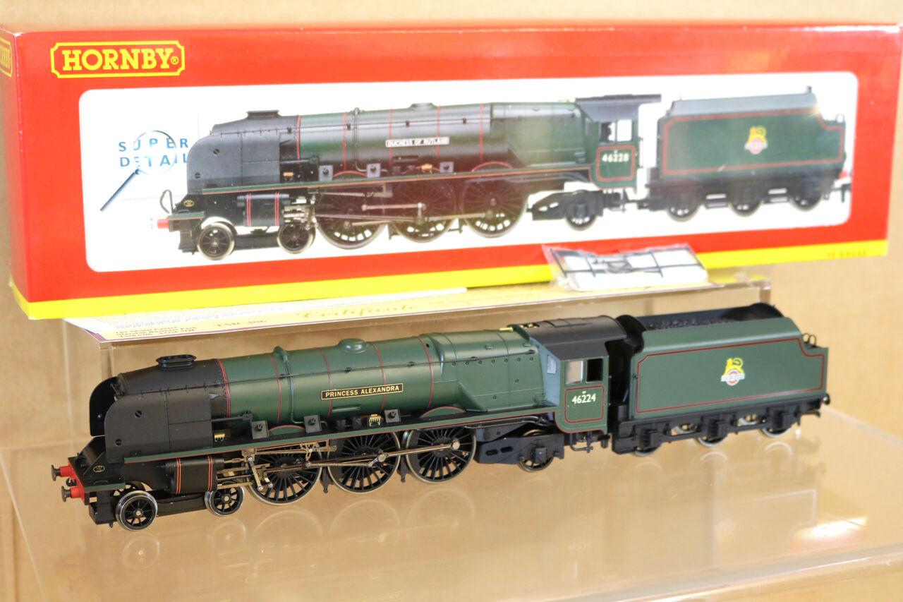 Hornby TMC306 R2231 Br 4 -6 -2 Prinzessin Klasse Lokomotive 46224 Alexandra NG