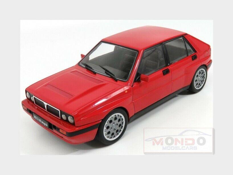 nuovo di marca Lancia Delta Hf Integrale 16V 16V 16V 1989 rosso TRIPLE9 1 18 T9-1800171  acquista marca