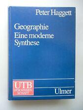 2 Bücher Grundzüge physischen Geographie Deutschland .. moderne Synthese