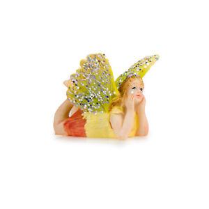 Miniature Dollhouse FAIRY GARDEN Flying Fairy Accessories