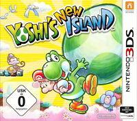 Nintendo 3DS - Spiel | Yoshi's New Island | mit OVP | sehr gut