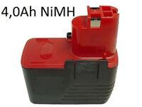 Akku für Bosch 14,4V 4000mAh NiMH Flach 2 607 335 210  2607335210   *4000mAh*