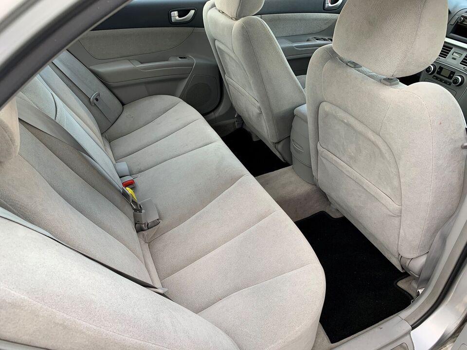 Hyundai Sonata, 2,4 GLS aut., Benzin