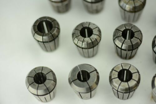 1x ER32 Rigid Tap Collet and round collet PICK SIZE FROM LOT ONE COLLET PICK