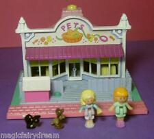 Polly Pocket Mini ♥ Kleine Zoohandlung ♥ Pets Shop ♥ 100% Komplett ♥ 1993 ♥