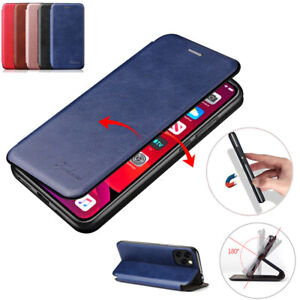 Shockproof-Luxury-Magnetic-Leathe-Card-Pocket-Stand-Flip-Slim-Cover-Phone-Case
