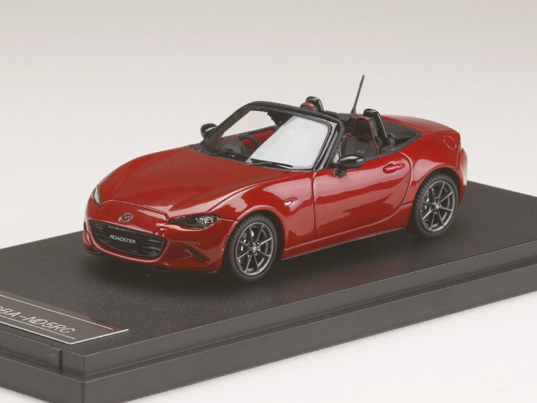 Mark 43 PM4346RR 1 43 MAZDA ROADSTER ND5RC RS Semelle Rouge Premium Métallique