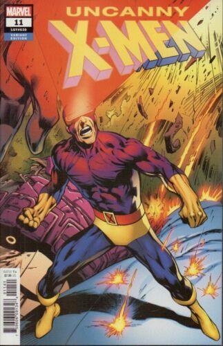 new Neuware Variant Cover Davis 2019 11 Vol The Uncanny X-Men 5 Nr