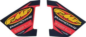 FMF Racing 4-Stroke Replacement Exhaust Hex Powercore Decal 012784