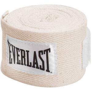 "Everlast 108"" Boxing Handwraps-Natural"