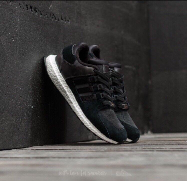 Adidas eqt sostegno scarpe ultra impulso nero e scarpe sostegno bianche. ba7475 Uomo sz 10,5 329ef5