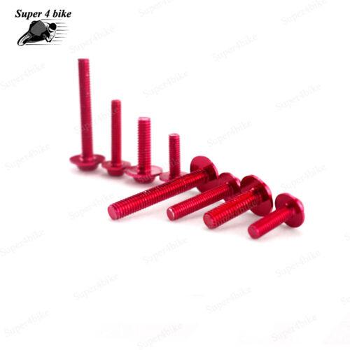 Alloy Complete Fairing Bolt Screw Nut Universal For MV AGUSTA RIVALE 800 2013-14