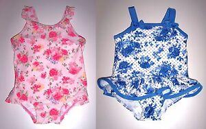 H-amp-M-Baby-Badeanzug-rosa-oder-blau-Gr-74-80-86-92