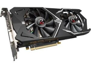 ASRock Phantom Gaming X Radeon RX 580 DirectX 12 RX580 8G OC 8GB 256-Bit GDDR5 P