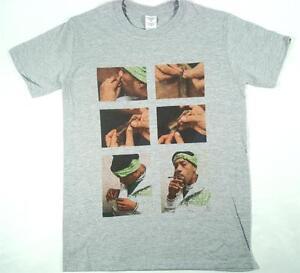 f5e7778c5d38 Redman How To Roll A Blunt Grey T-Shirt Size S-XXXL wu tang supreme ...