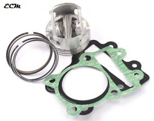 Stomp-zs155-Z-155cc-COMPLET-PISTON-Kit-tete-et-base-Joint-Pit-bike-WPB-demonx