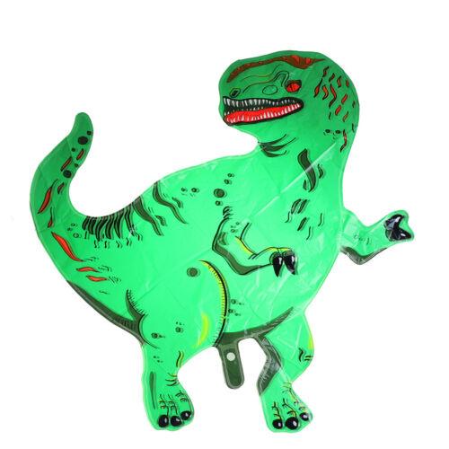 Globos de papel de dinosaurio Globos de aire animal Juguete de niños Regalo deCS