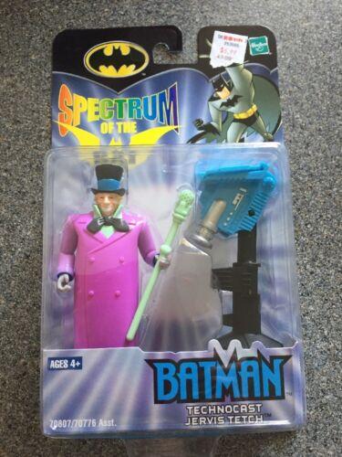 Spectrum Of The Bat Batman Technocast Jervis Tetch Hasbro Action Figure New