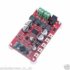 12V 24V (8-25V) 50W+50W BLUETOOTH 4 AUDIO SLAVE BOARD AMPLIFIER MODULE TDA7492P