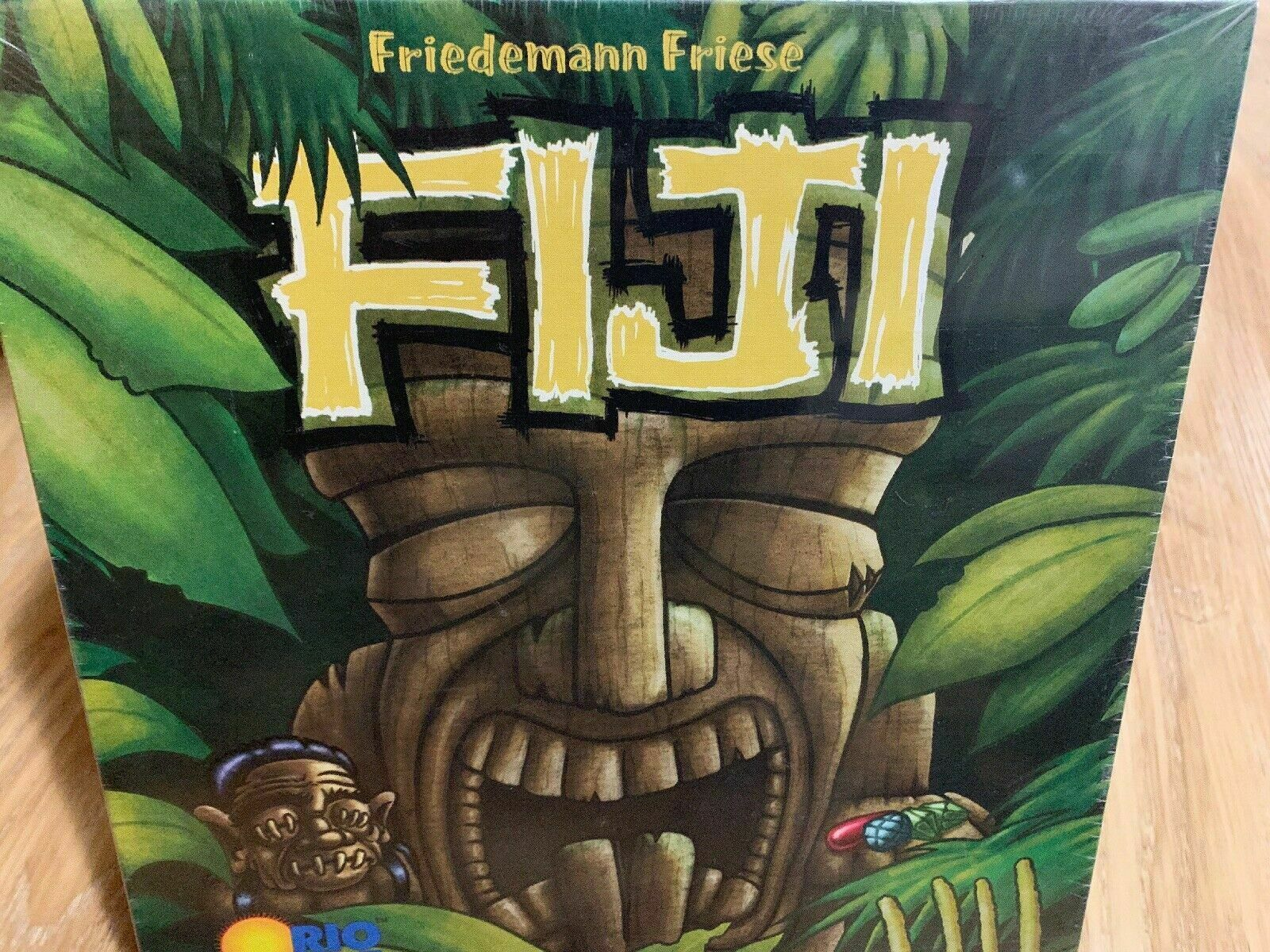 Fiji Board Game - NEW SEALED