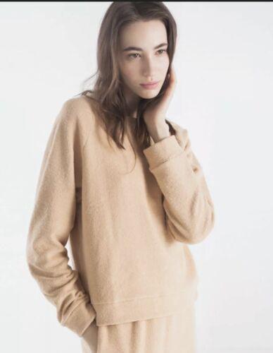 Baserange Cotton Terry Sweatshirt Size Small