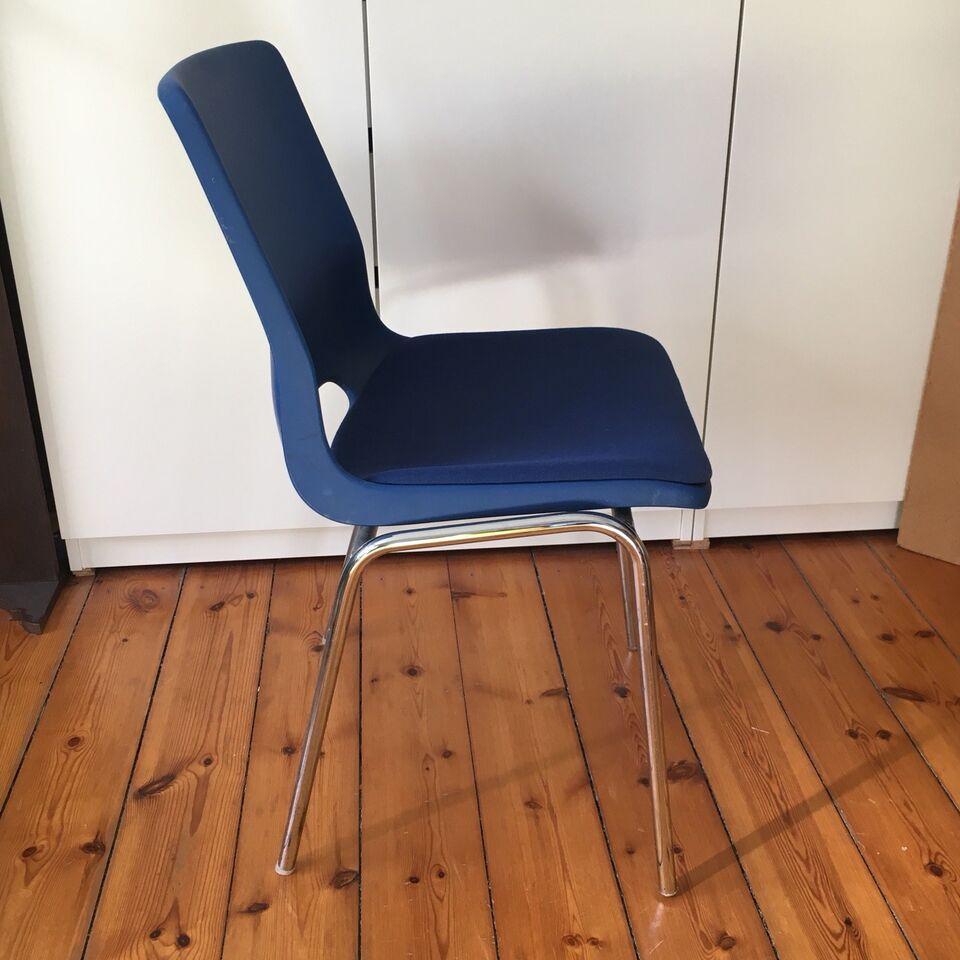 Spisebordsstol, plast – dba.dk – Køb og Salg af Nyt og Brugt