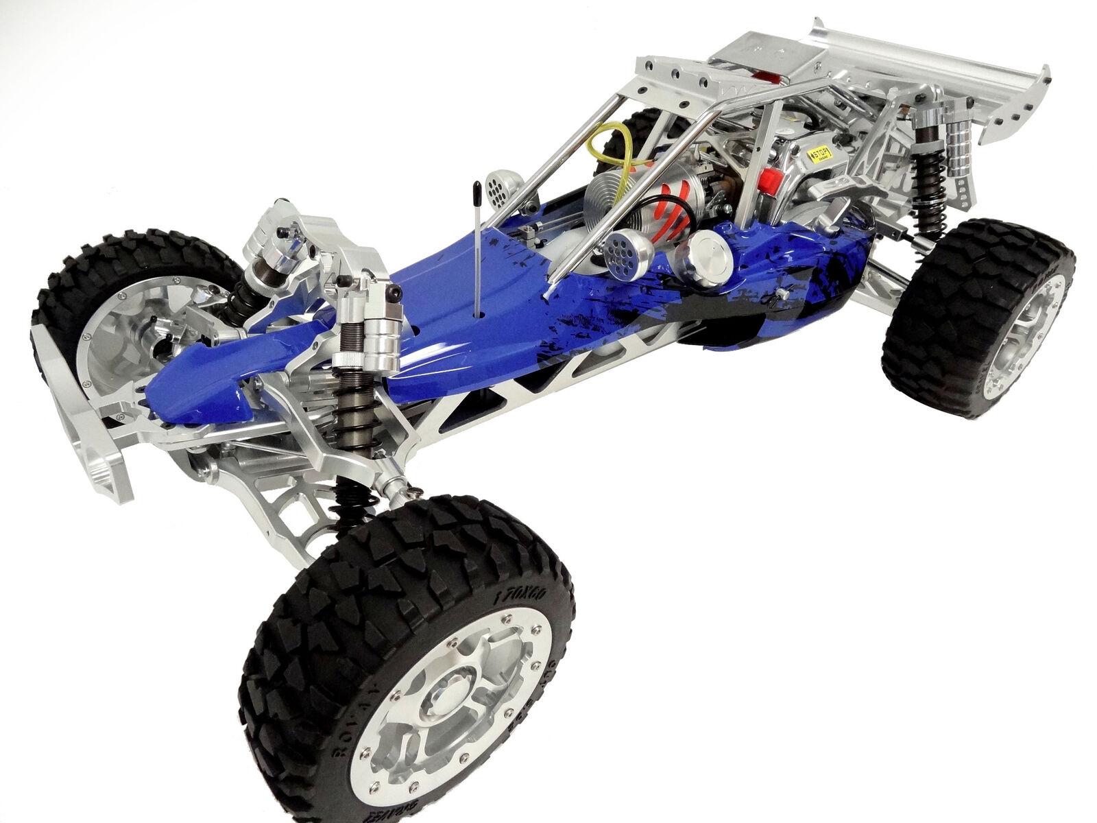 Rovan 1 5 36cc 320B Full Aluminum Gas energiaosso Baja  re Motor HPI 5B Compatible  negozio online outlet