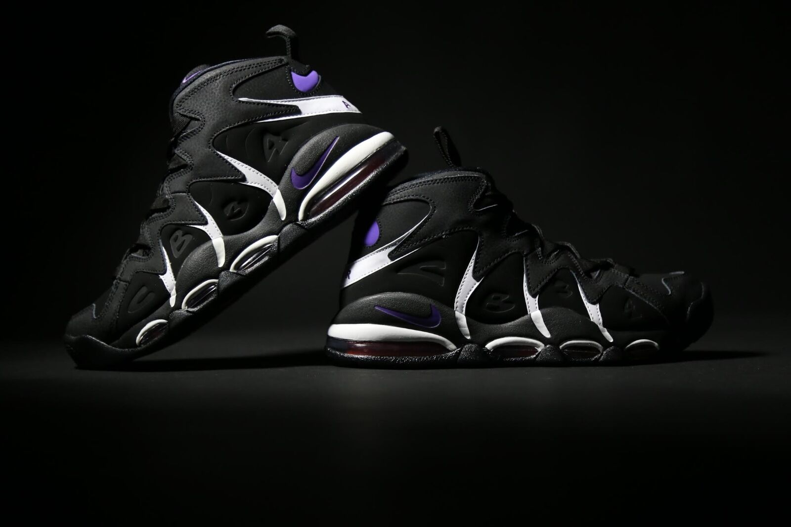 Nike Air Barkley cb34 11 10 Foamposite PENNY 1 Black Pippen Kyrie CB hyperdunk