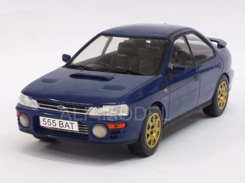 Subaru Impreza WRX 1995 bleu 1 18 IXO 18CMC002