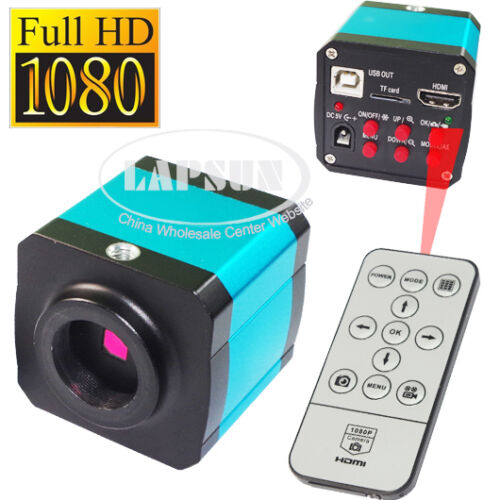 3.5-90X Trinocular Articulating Arm Clamp Stereo Microscope set 14MP HDMI Camera